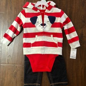 18 month NWT outfit